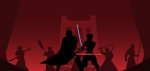 The Last Jedi Banner