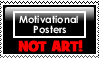 Motivational Posters Stamp by Pangelz