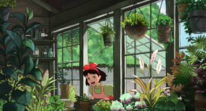 Kiki's Delivery Service - Greenhouse Study