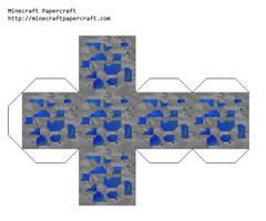 Lapis Paper Craft by Poke-Freak123