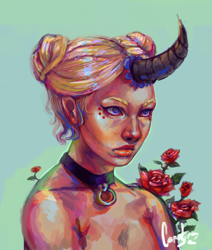 Unicorna by Caroli-chan