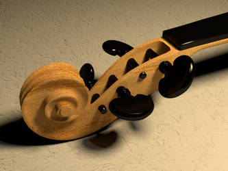 Violin V3 by casteeld