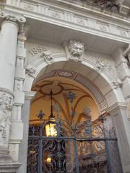 Prague Archway by casteeld