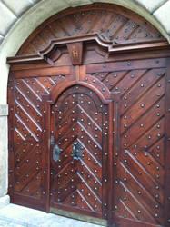 Prague doors by casteeld