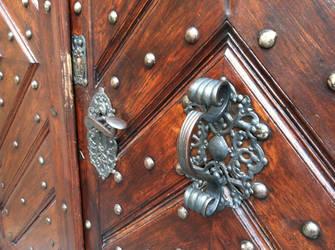 Prague Same Door by casteeld