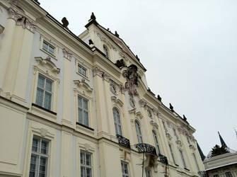 Prague Ornamental Carving by casteeld
