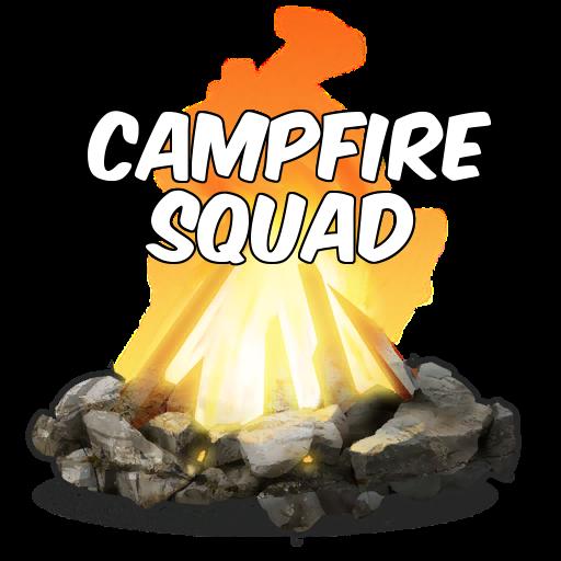 Campfire Squad LOGO by TheKid2238