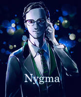 Nygma by Cottontarte