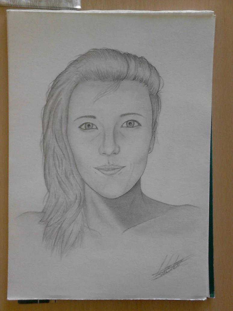 Sophie by DerGraueFuchs