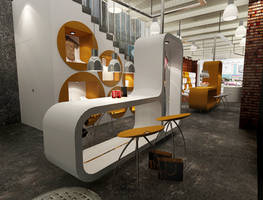 bar display by 3Dskaper