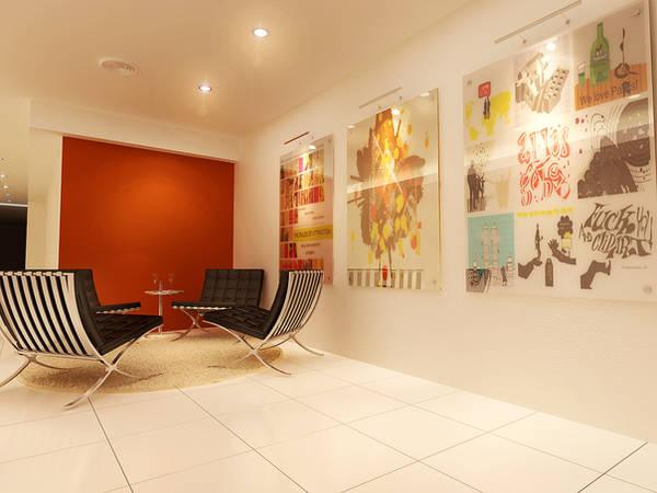 waiting lounge by 3Dskaper