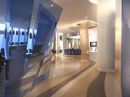 business centre by 3Dskaper