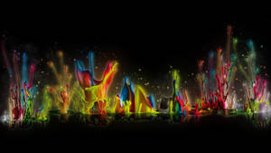 Colorful world by BlueX-pl
