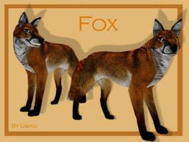 Fox preset for you by Rikuko