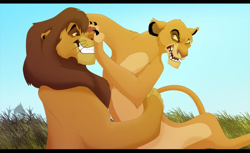El rey leon - ¿Shipping? Let_me_love_you_by_rikuko-d4zn5tm
