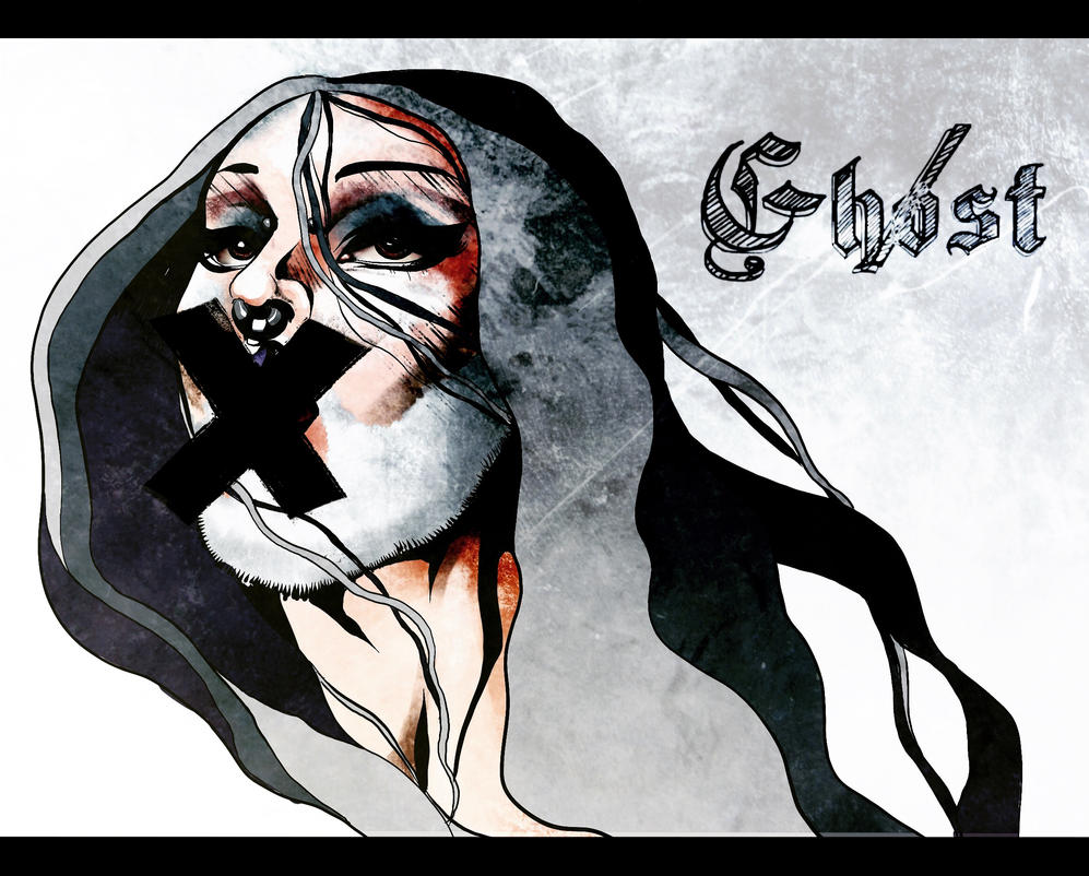 Ghost by Rikuko