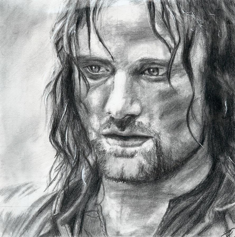 Aragorn by KadajKaiba