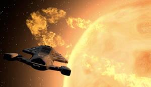 Star Trek Voyager Opening by Hatvok