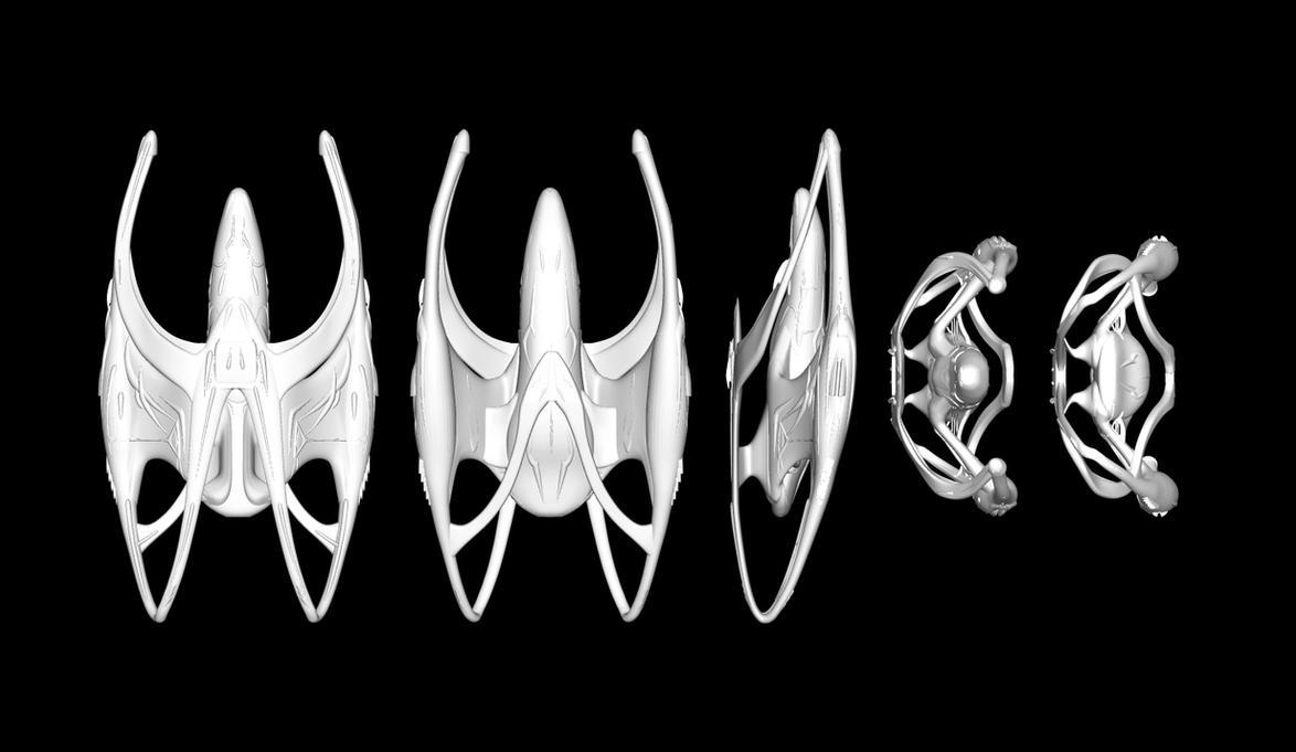 Andromeda Schematic By Hatvok On Deviantart