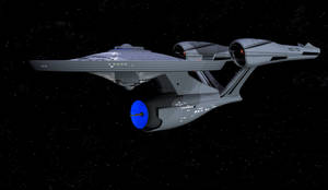 Star Trek XI Enterprise