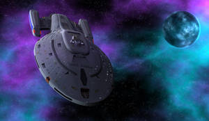 Voyager - Cosmic Traveller