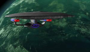 U S S Enterprise