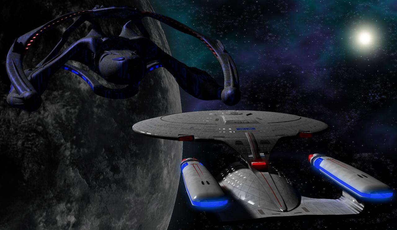 Roddenberry's Worlds Improved by Hatvok