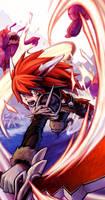 Wolf, Blade Master by Kyokimaru