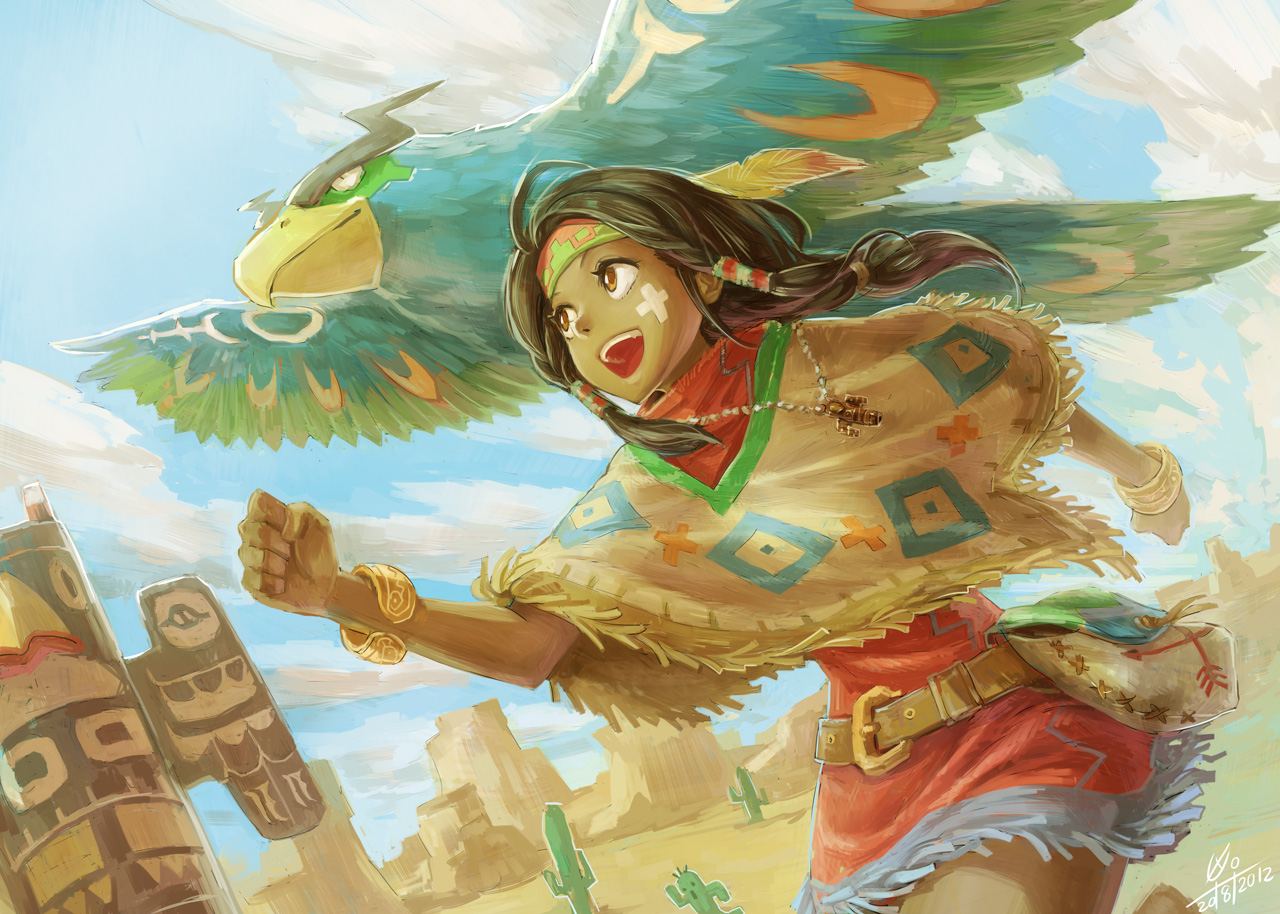 Thunderbird by Kyokimaru