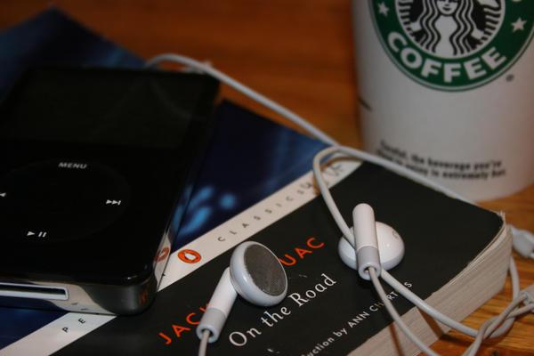 Starbucks by M-Shell