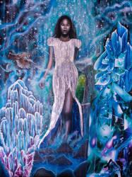 Powerful spirit by Edisra
