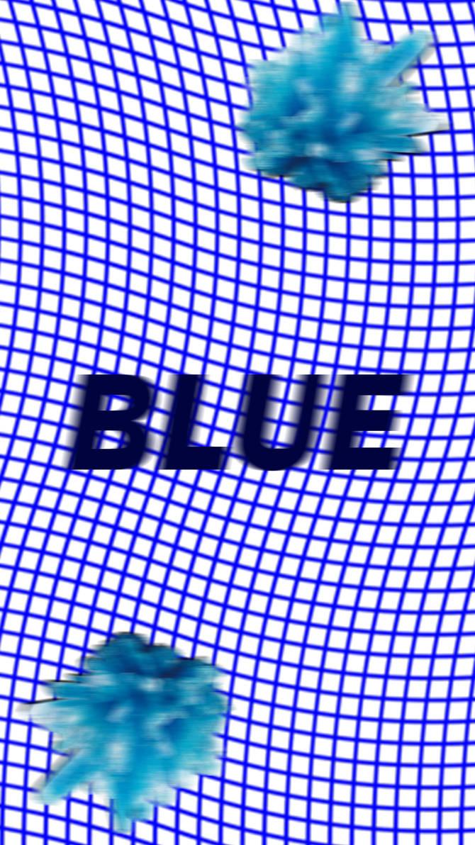Blue Iphone 6 Wallpaper Vaporwave By Seenblink On Deviantart