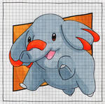 Day 73: Phanpy #231