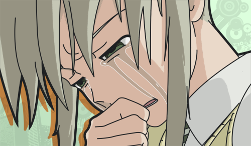 Maka Don't Cry T_T by KibsLovesYou
