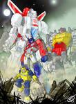 Autobots warrior