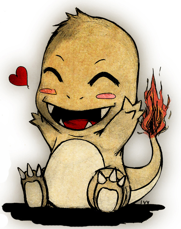 .:Charmander Love:. by L-yy