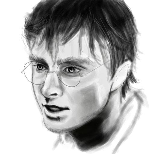 Harry Potter 2 progress part 2 by secretSWC