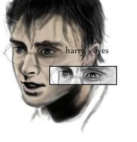 Harry eye's by secretSWC