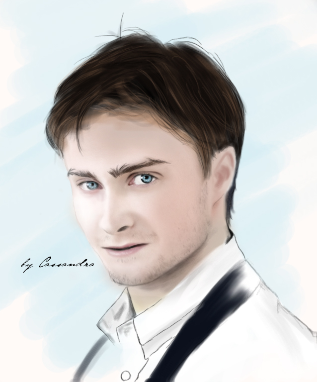 Daniel Radcliffe pv 3 by secretSWC