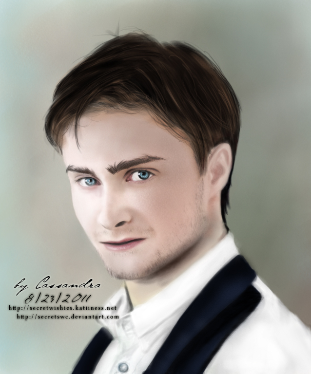 Daniel Radcliffe by secretSWC
