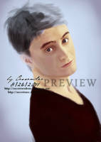 Daniel Radcliffe preview 2 by secretSWC