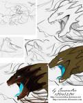 Dragon Sketch Peview