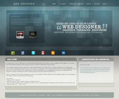 Web-design 3 by secretSWC