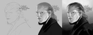 Fenrir Greyback 2 preview 2 :3 by secretSWC