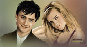 contest~ Michael and Anahita by secretSWC