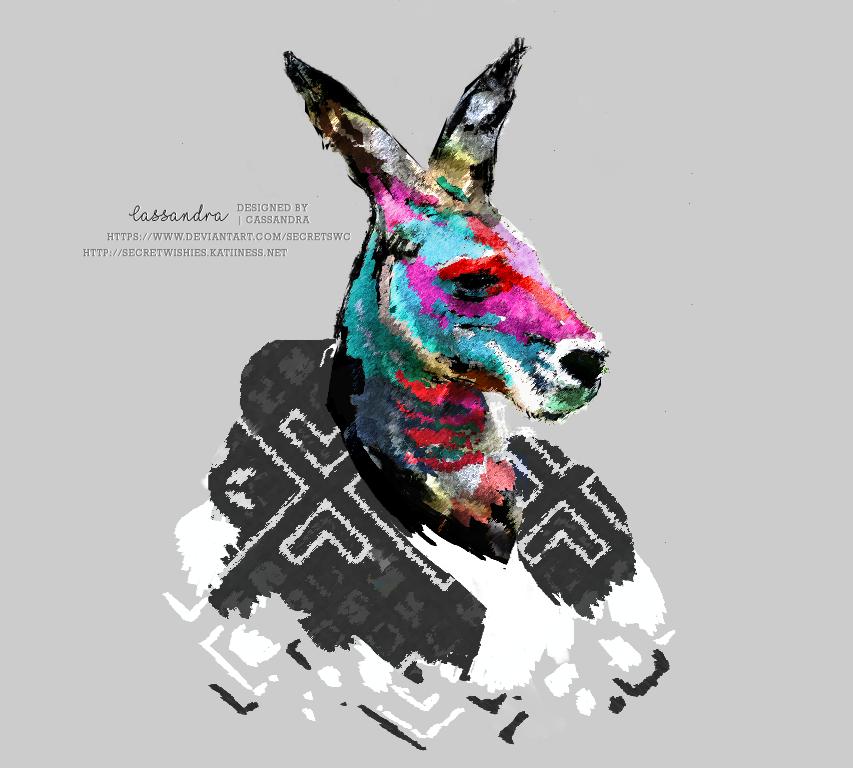 Kangaroo by secretSWC