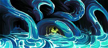 Cave Dweller by EntemberDesigns