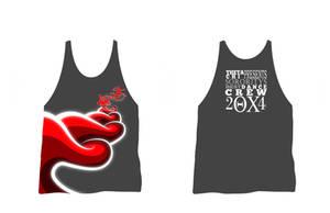 Theta Chi - T-Shirt Design by EntemberDesigns
