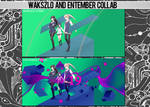 Wakszlo and Entember 2019 Collab by EntemberDesigns