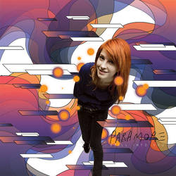 Paramore - Hayley Williams - Album Artwork by EntemberDesigns